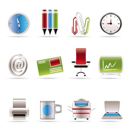 drink tools: Business and Office tools icons  vector icon set