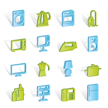 accepted: home equipment icons