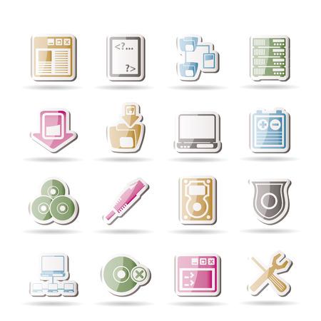 server side: Server Side Computer icons  Illustration