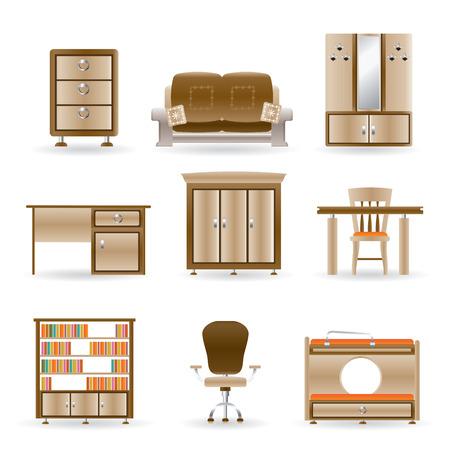 Mobilier de maison et le Bureau