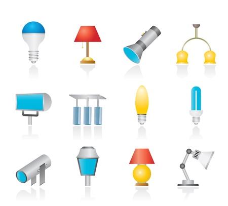 осветительное оборудование: