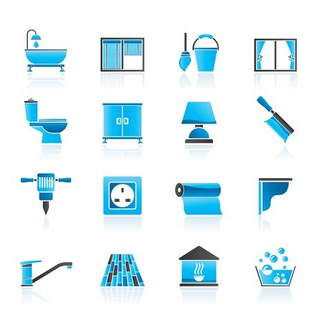 осветительное оборудование: Строительство и строительные материалы иконы - икона набор 2