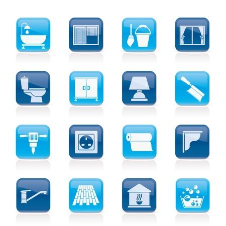 detersivi: Edilizia e costruzione attrezzature Icons