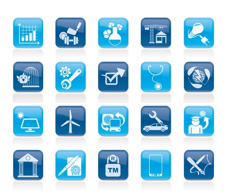 real tennis: Internet and Website Portal icons - vector icon set Illustration