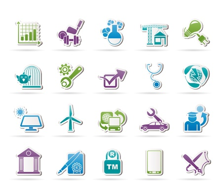 Internet and Website Portal icons