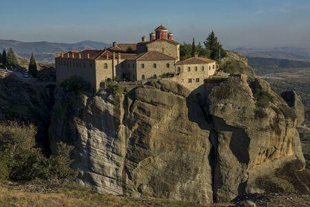 stephen: Meteora Holy Monastery of St. Stephen Greece