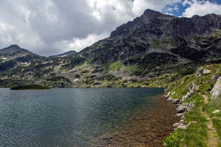 bulgaria: Popovo Lake Pirin Mountain Bulgaria