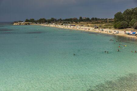 sithonia: Spiaggia di Agios Ioannis Calcidica Sithonia Central Macedonia Grecia