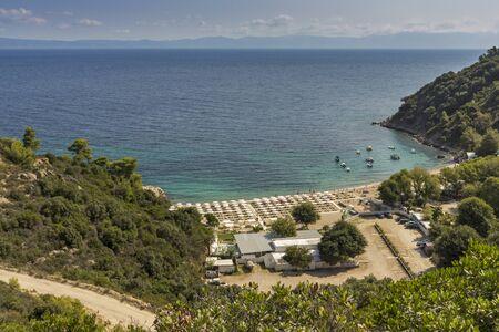 sithonia: Oneirou Beach Manassu Chalkidiki  Sithonia Central Macedonia Greece