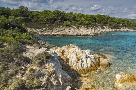 sithonia: Orange Beach Kavourotripes Chalkidiki  Sithonia Central Macedonia Greece