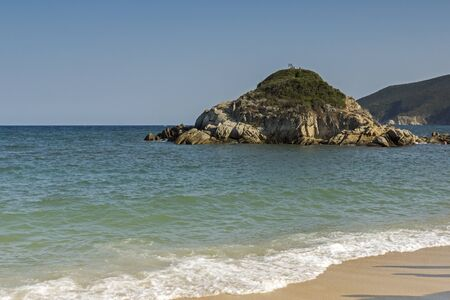 sithonia: Kalamitsi Beach Calcidica Sithonia Central Macedonia Grecia