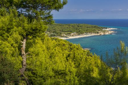 sithonia: Orange Beach Kavourotripes Calcidica Sithonia Macedonia Centrale Grecia