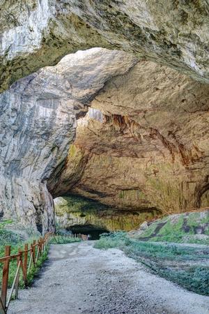 Prodigy: Devetashka Jaskinia wnętrze pobliżu miasta Łowecz, Bułgaria