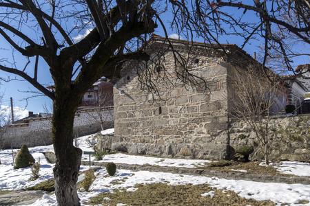 theodore: Medieval church of  St. Theodore Tyron and St. Theodore Stratelates, Dobarsko village,   Blagoevgrad region, Bulgaria Stock Photo