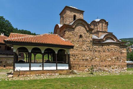 balkan peninsula: Church in Poganovo Monastery of St. John the Theologian, Serbia