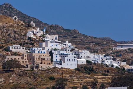 ios: Amazing Landscape of Ios island, Cyclades, Greece