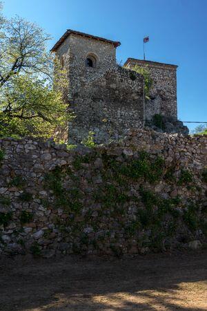 balkan peninsula: Outside view of Pirot Fortress, Republic of Serbia Editorial