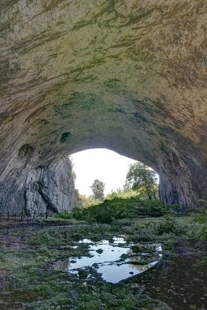 Prodigy: Devetashka cave interior near city of Lovech, Bulgaria