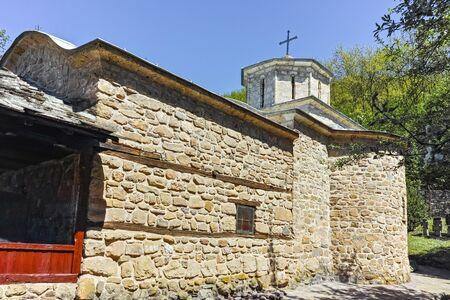 balkan peninsula: Old Church of Temski monastery St. George, Pirot Region, Republic of Serbia