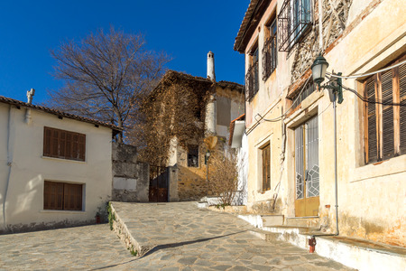 old town house: old house in town of Xanthi, East Macedonia and Thrace, Greece