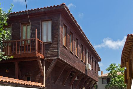 old town house: wooden Old house in Sozopol Town, Burgas Region, Bulgaria