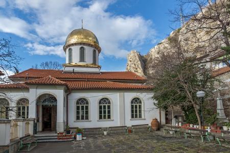 annunciation of mary: The Fish Church, St. Mary the Annunciation, Asenovgrad,  Plovdiv Region, Bulgaria Stock Photo