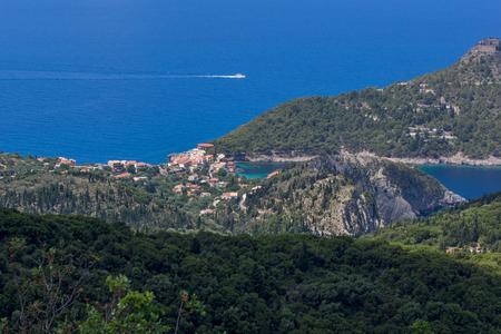 cefalonia: Assos village and beautiful sea bay, Kefalonia, Ionian islands, Greece