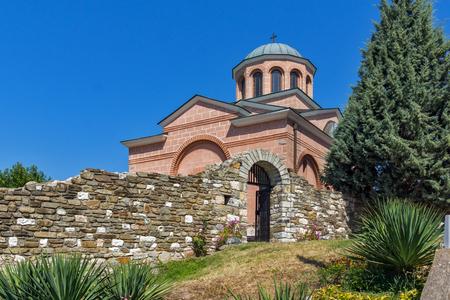 john the baptist: Panorama of Medieval Monastery St. John the Baptist, Kardzhali,  Bulgaria