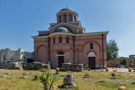 john the baptist: Church in Medieval Monastery St. John the Baptist, Kardzhali,  Bulgaria Stock Photo