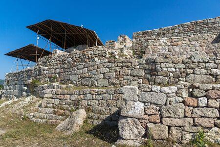 truncated: Amazing Panorama of Antique Thracian sanctuary Tatul, Kardzhali Region, Bulgaria