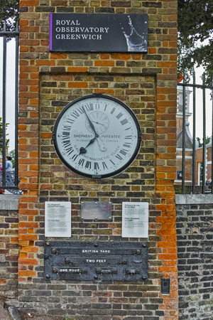 great britain: Royal Observatory in Greenwich, London, England, Great Britain