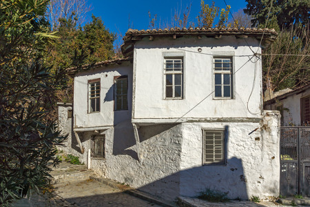 old town house: Typical House in old town of Xanthi, East Macedonia and Thrace, Greece
