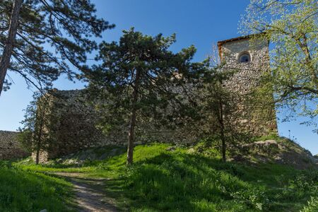 Panoramic view of Pirot Fortress, Republic of Serbia
