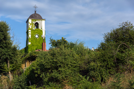 St. Nicholas Church at the beach of Chernomorets, Burgas region, Bulgaria