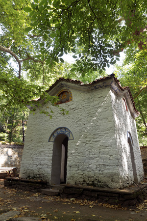 Medieval Church with Spring of water near Bachkovo Monastery, Bulgaria