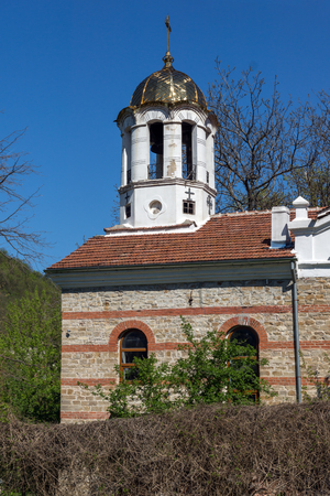 Medieval Church of Assumption of Virgin Mary in city of Veliko Tarnovo, Bulgaria