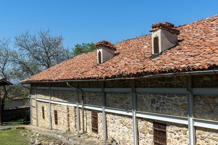 Medieval Church of Nativity in Arbanasi, Veliko Tarnovo Region, Bulgaria