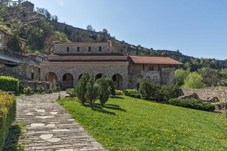 Medieval Holy Forty Martyrs Church in city of Veliko Tarnovo, Bulgaria