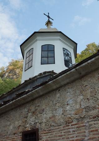 Medieval Cherepish Monastery of The Assumption, Vratsa region, Bulgaria Banque d'images