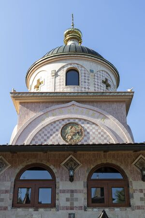 Medieval Lesje monastery of the Blessed Virgin Mary, Sumadija and Western Serbia