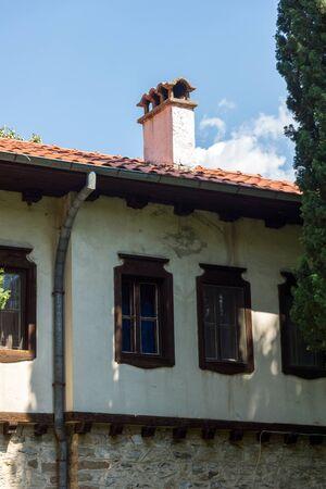 Medieval Maglizh Monastery of Saint Nicholas, Stara Zagora region, Bulgaria