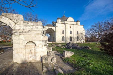 Building of Uzundzhovo Church, Haskovo Region, Bulgaria