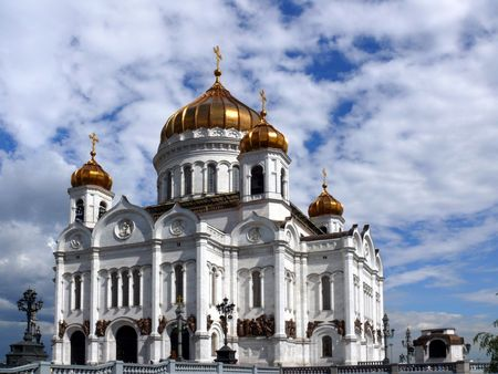 Temple of Christ the saviour - Moscow