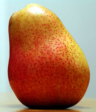 Fresh pear in light background