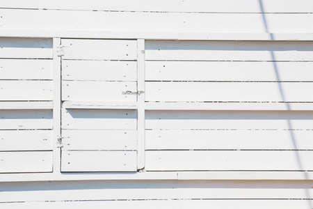 white door, wooden, door, minimalistic Reklamní fotografie