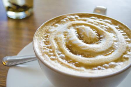 capucinno: Coffee in love