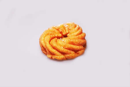Strauben is a sweet pastry that is well-known and widespread in most of southern Germany.