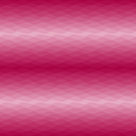 Gradual wavy pink background. Graphic design element for web sites, stationary printables, fabric, scrapbooking, wedding or baby shower invitations, room wallpaper, birthday cards. Vector illustration