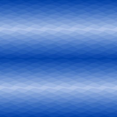 ombre: Seamless navy nautical ombre pattern Illustration