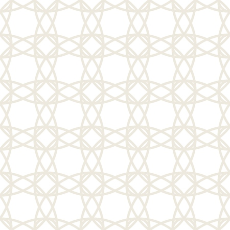 Seamless neutral geometrical pattern Illustration